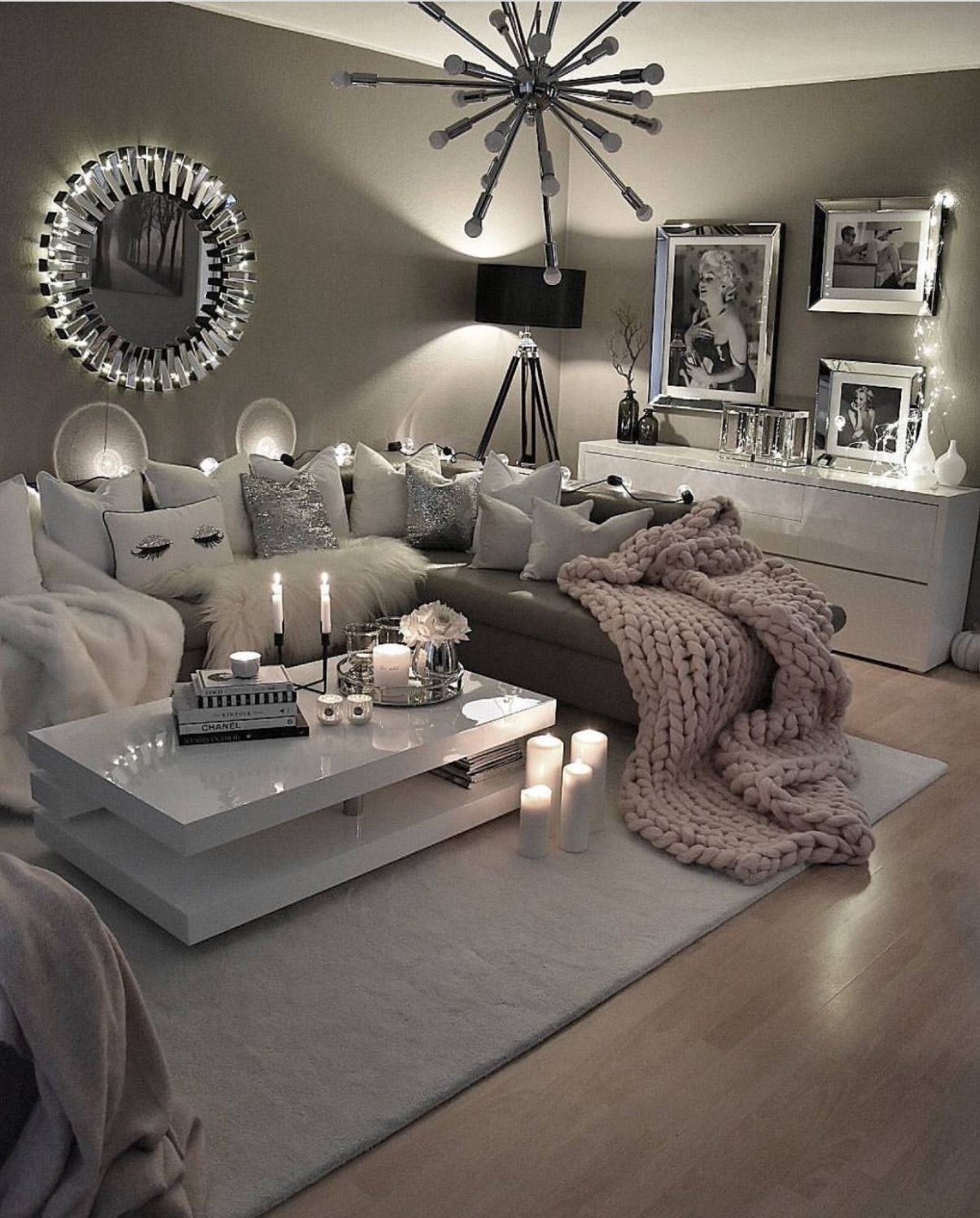 Pin by Talya Atkinson on remodel | Living room designs, Cozy ...