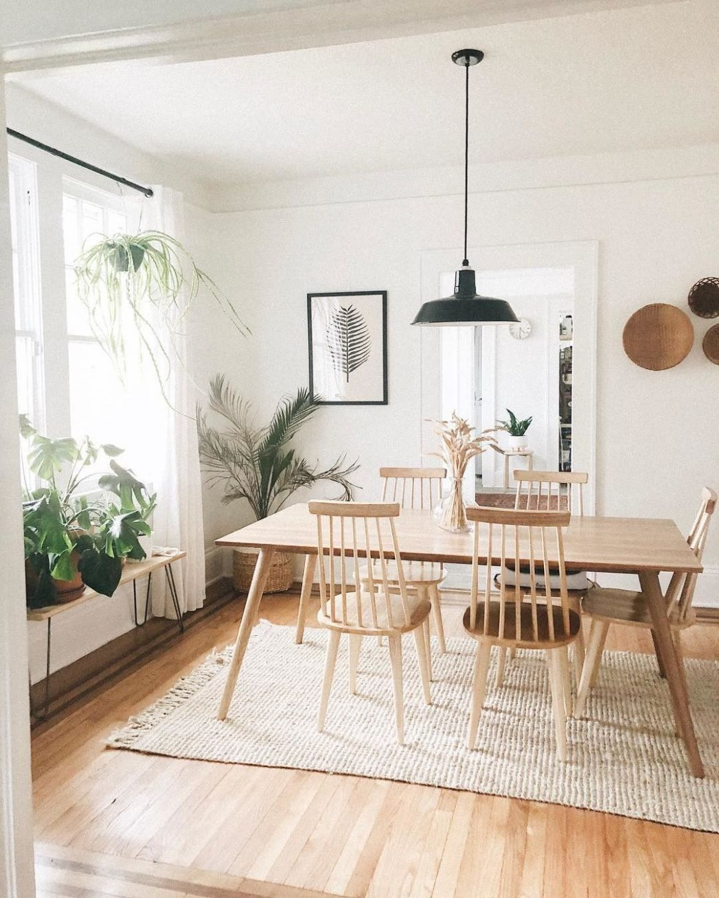Pin on Home Decor - dining room ideas oak table