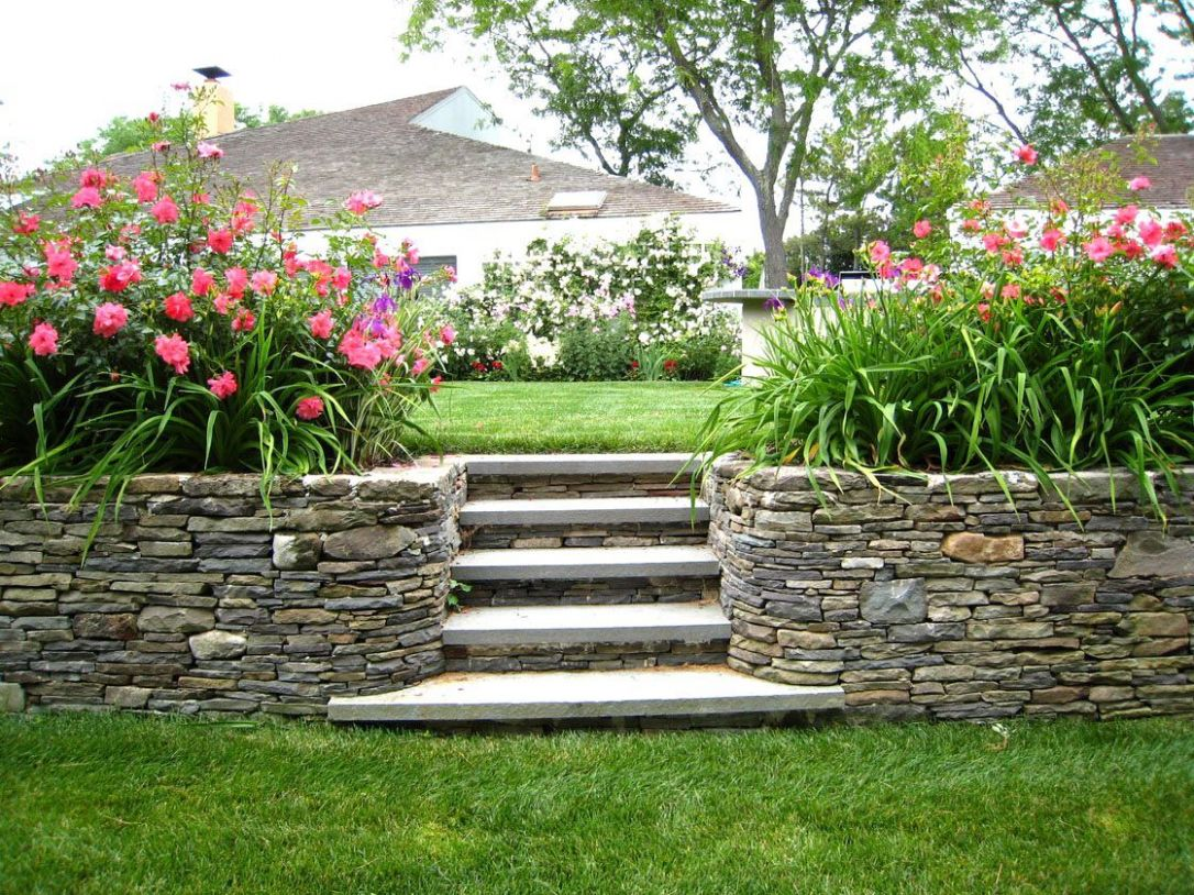 Pin on Landscaping - backyard ideas hill