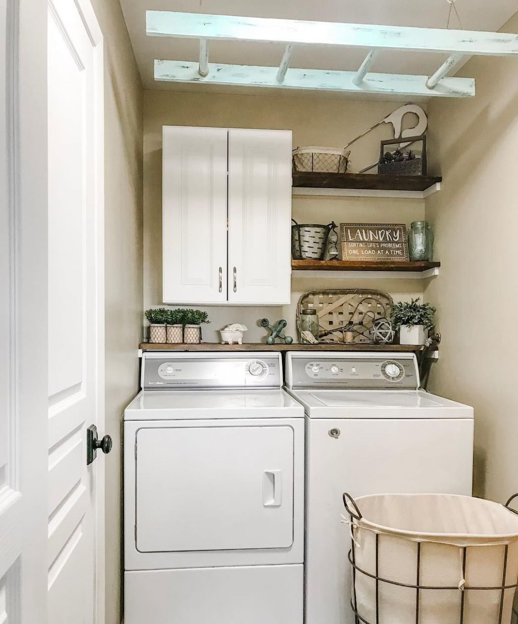 Pin on Laundry room - laundry room ideas top loader