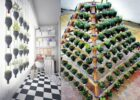Plastic Bottle Vertical Garden Ideas (With images) | Diy garden ...