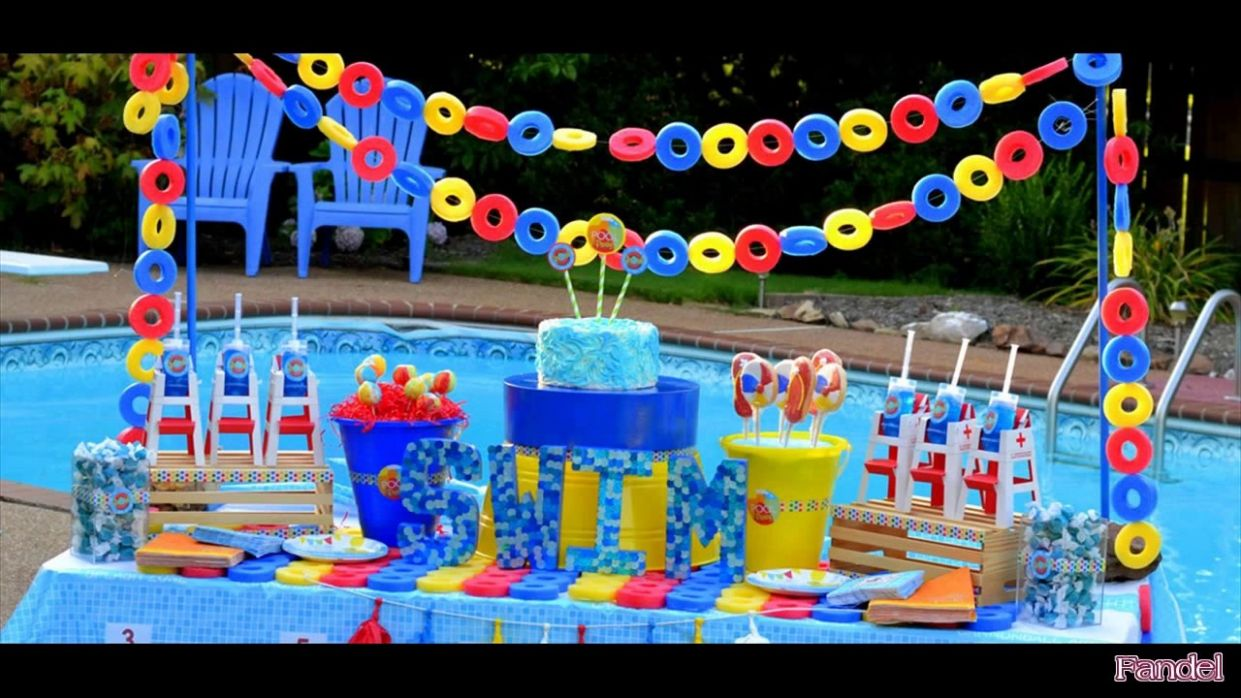 Pool Party Decoration Ideas Adults - pool party ideas for adults