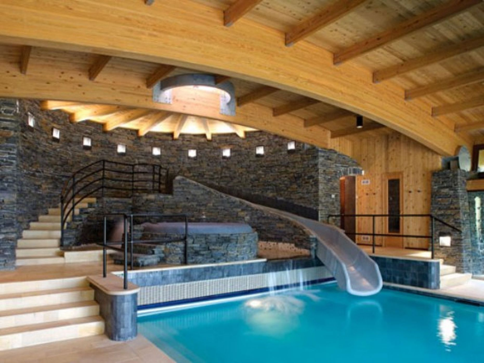Pools Interior Design Modern House Designs Drawings Houses Inside ...