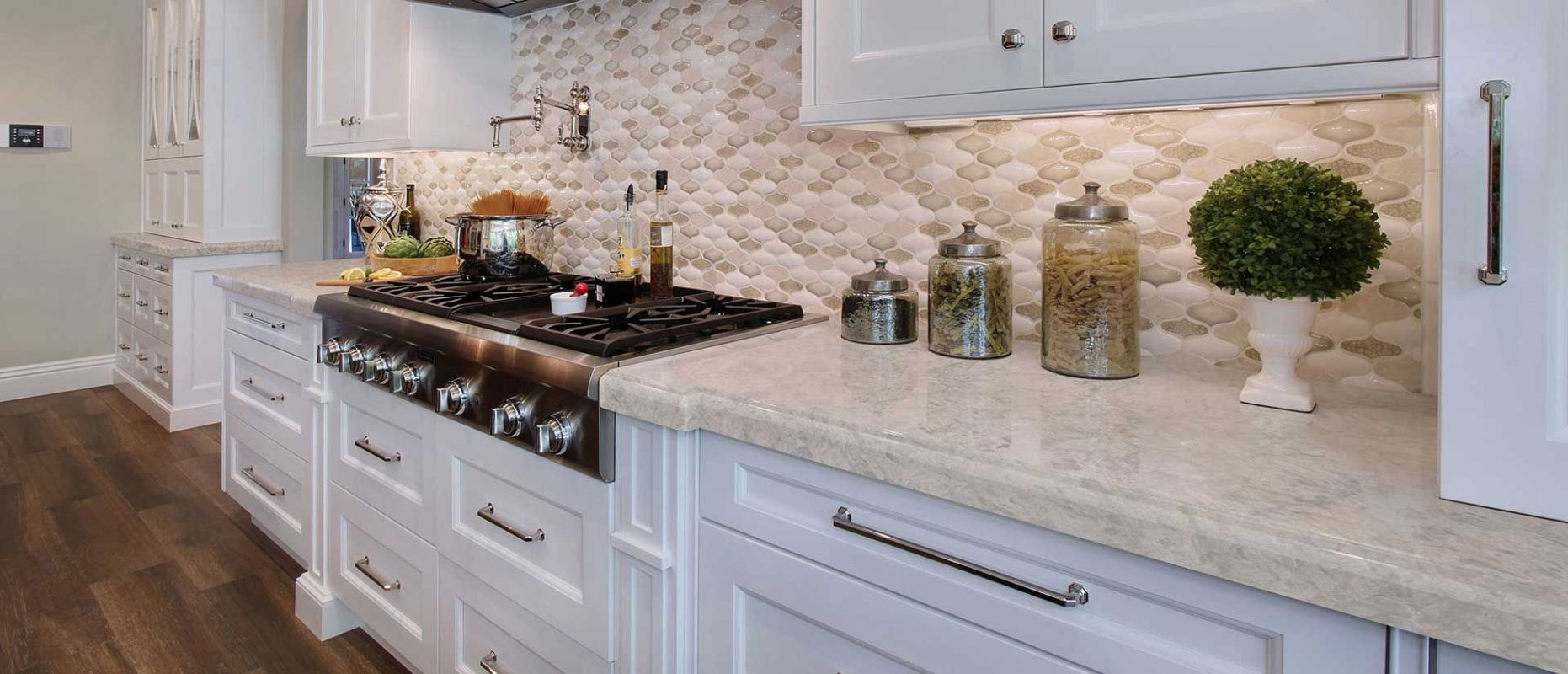 Portico Cream Quartz Slab Countertops | Q Premium NATURAL Quartz ..