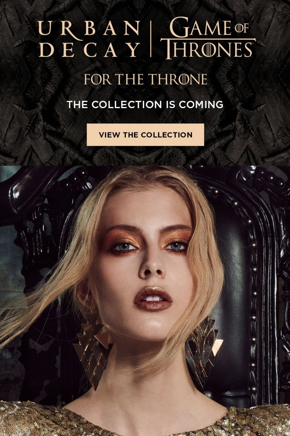 Prepare to create makeup looks inspired by House Stark, House ...