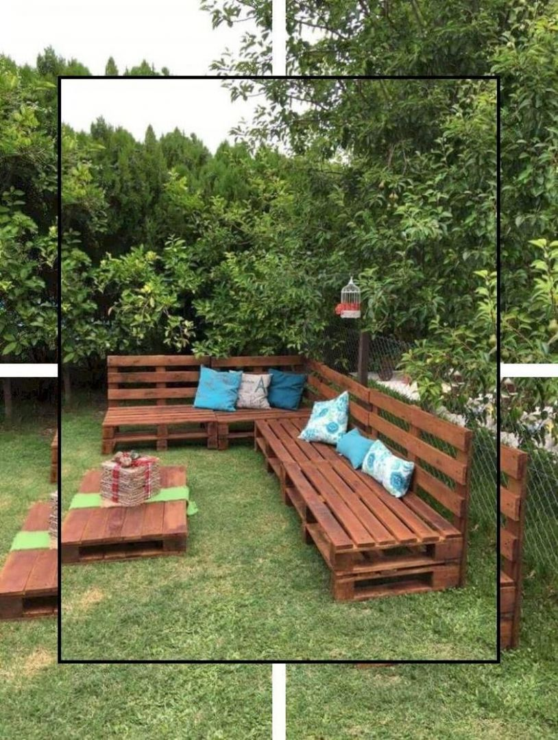 Projects Using Pallets | Handmade Pallet Table | Pallet Ideas ...