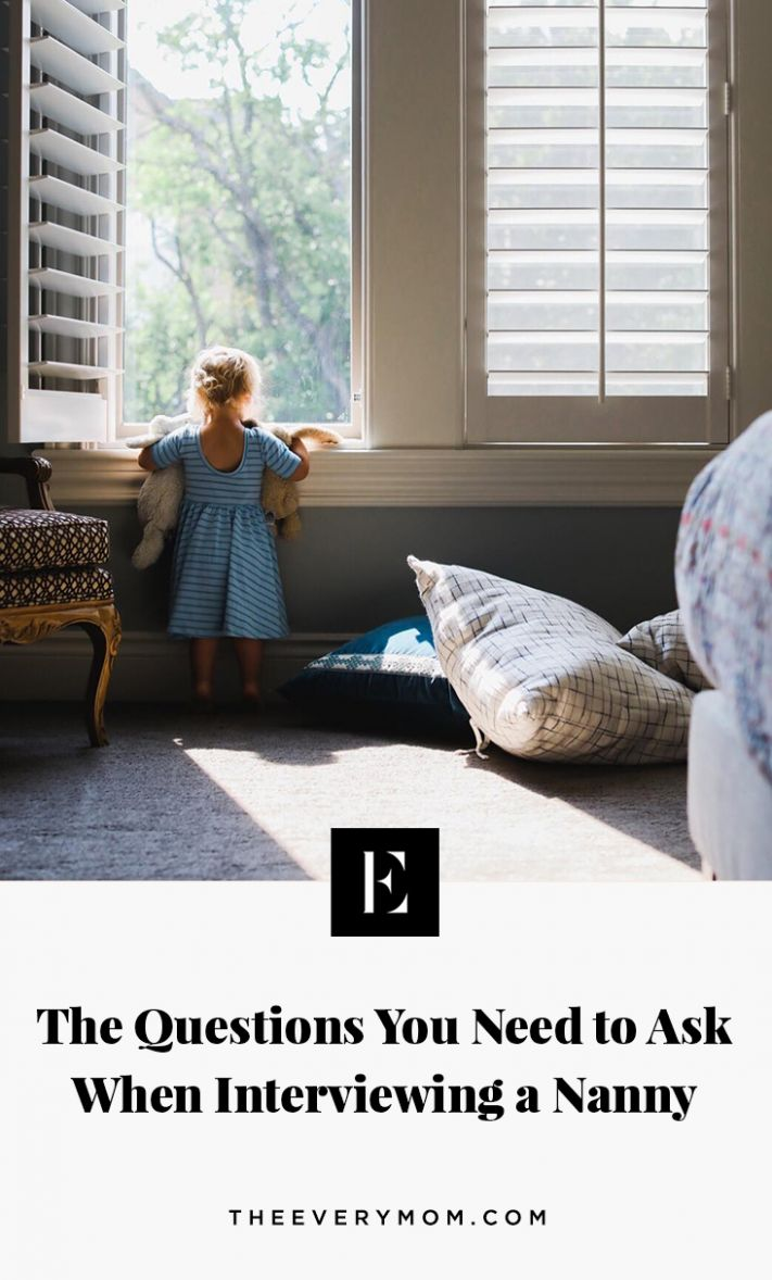Questions You Need to Ask When Interviewing a Nanny | The Everymom - baby room interview questions