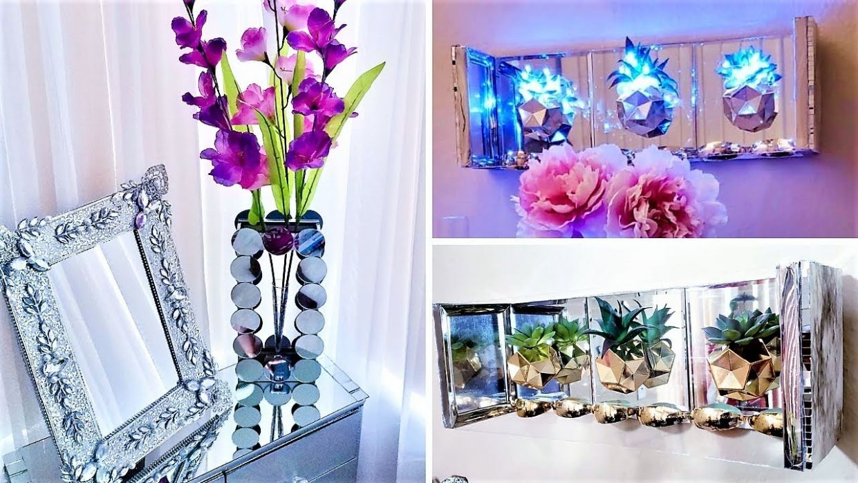 QUICK AND EASY DIY HOME DECOR IDEAS 8| SIMPLE AND INEXPENSIVE 8D DECORS