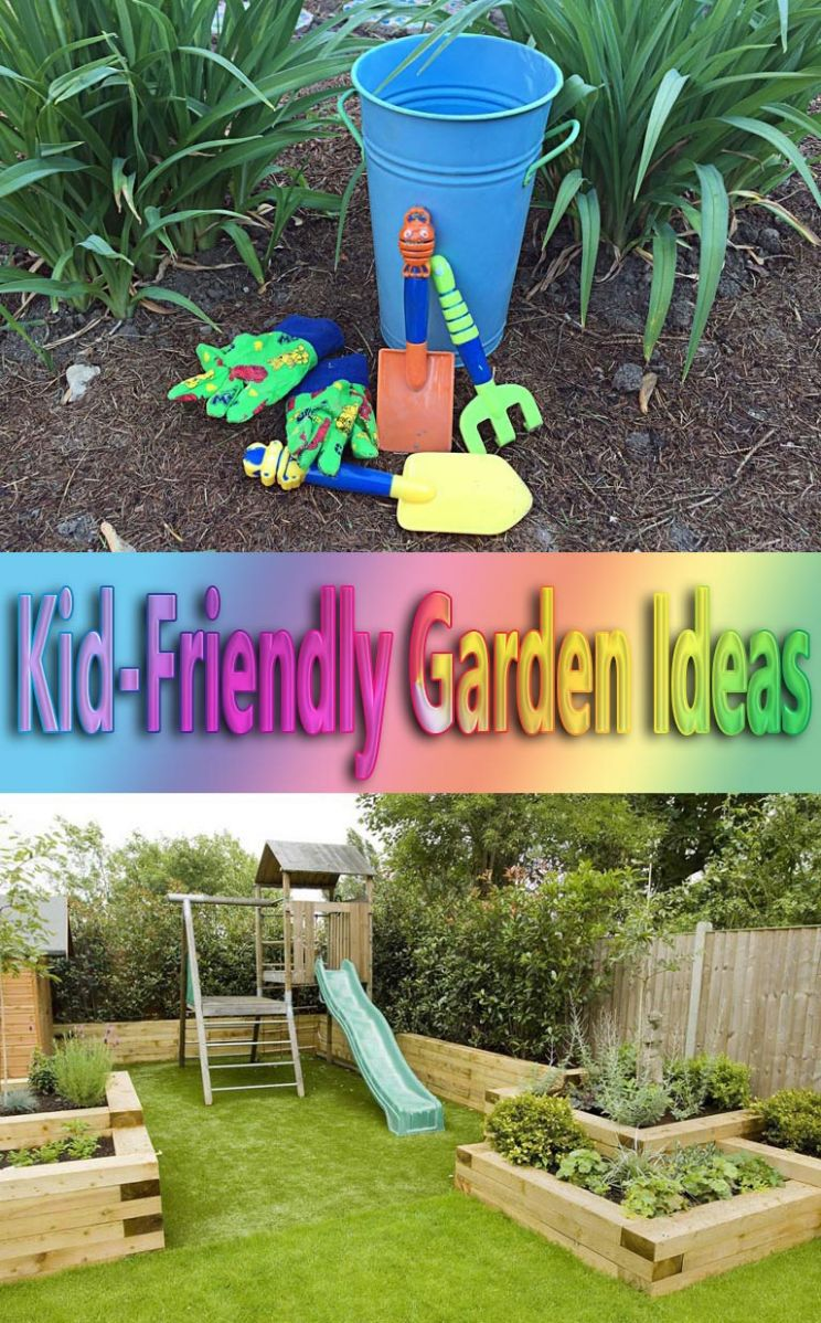 Quiet Corner:Kid-Friendly Garden Ideas - Quiet Corner - garden ideas kid friendly