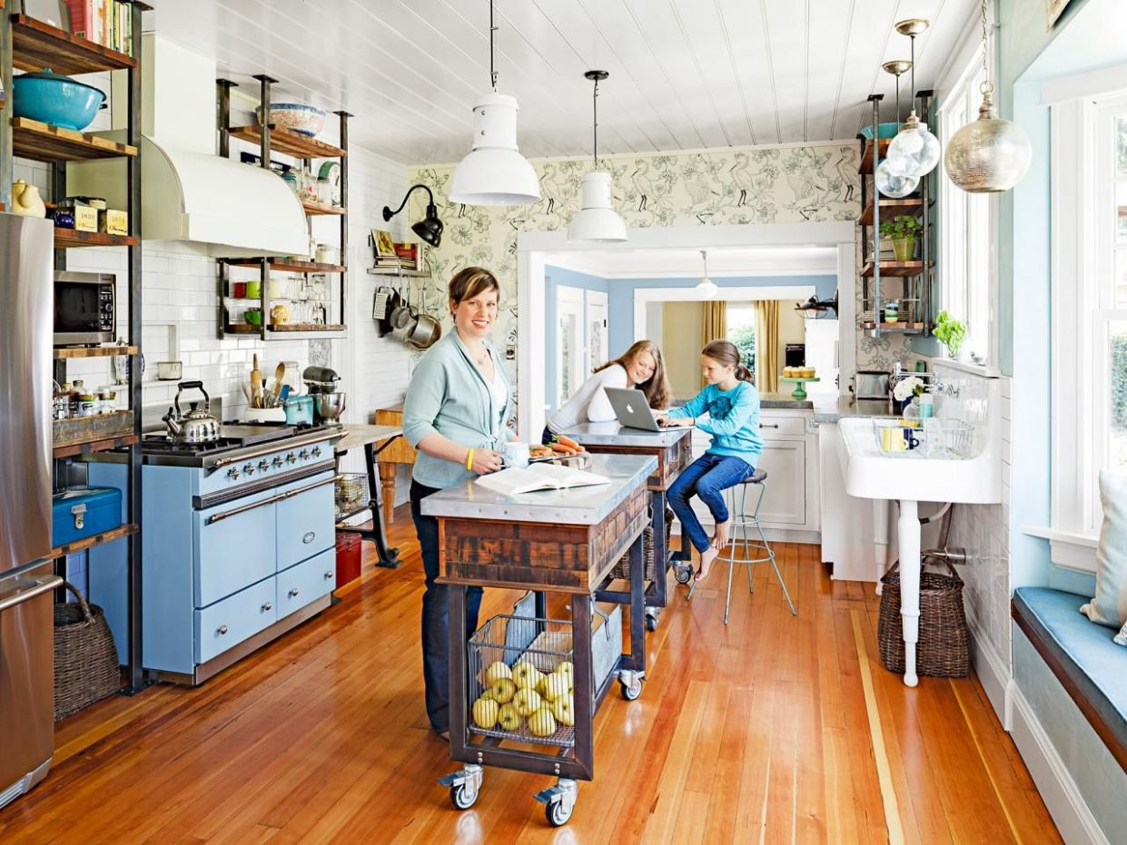 Quirky Kitchen Design Ideas to Steal From HGTV Magazine | Kitchen ...