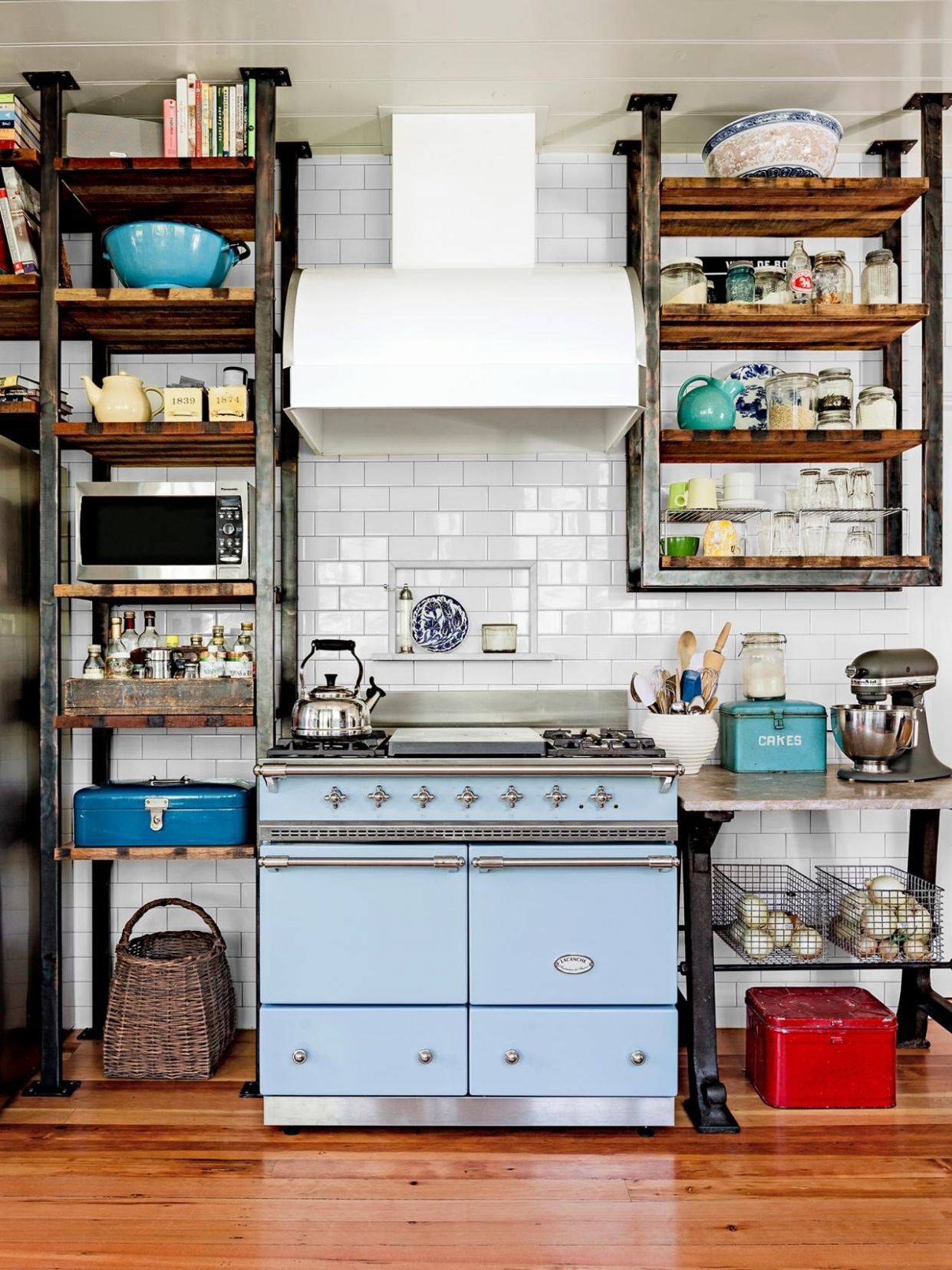 Quirky Kitchen Design Ideas to Steal From HGTV Magazine | Kitchen ..