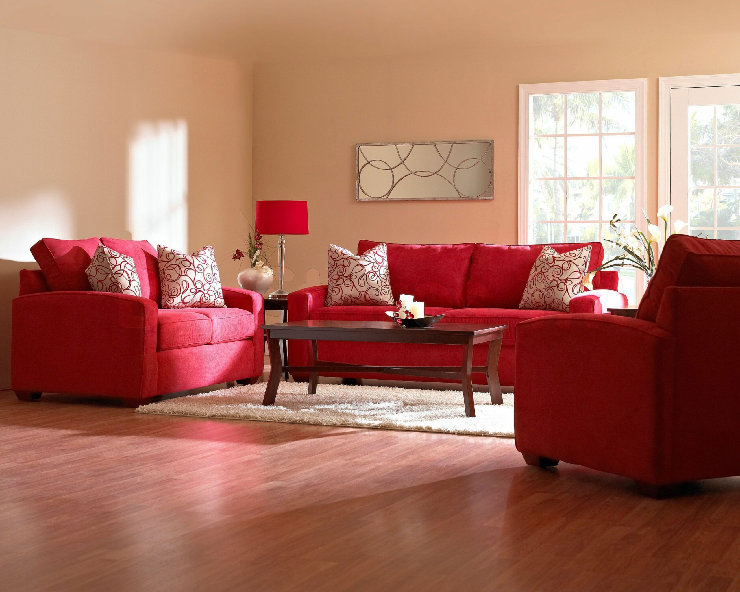 Red Living Room Chair Best Ideas Decorating Design Strikingly Idea ..