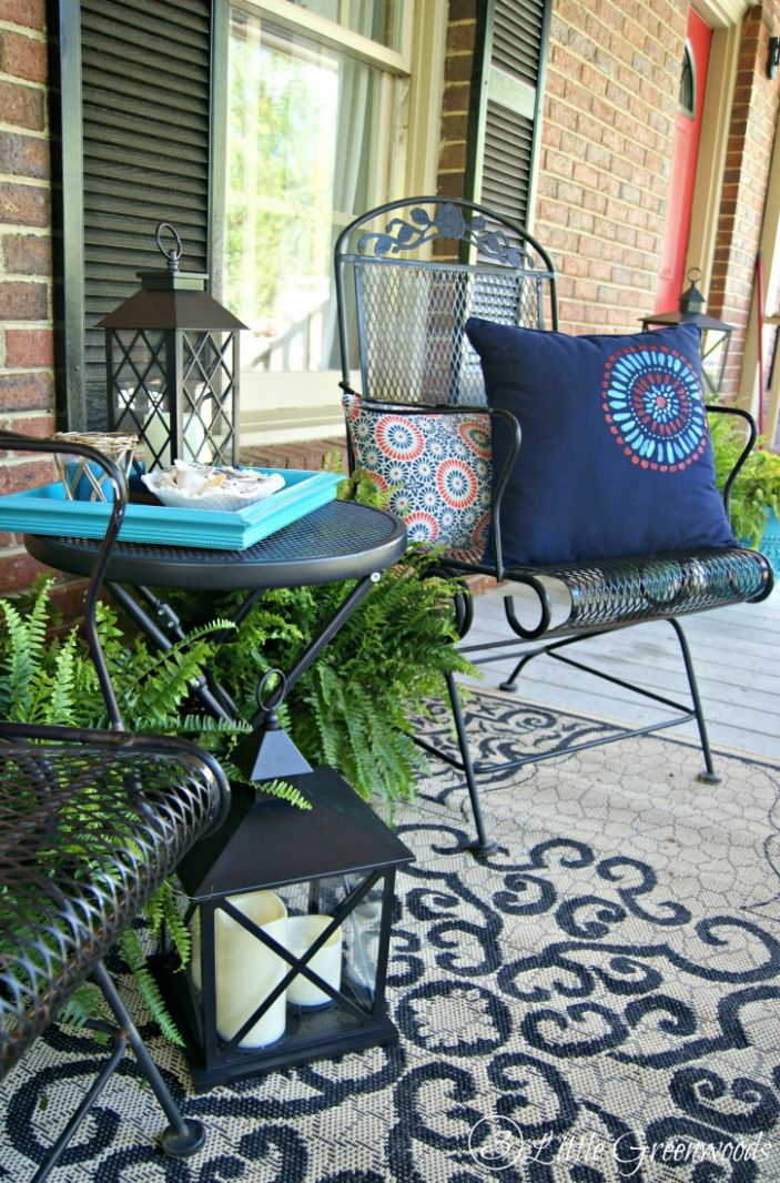 Refresh your Home with Southern Front Porch Decorating Ideas - front porch southern decor