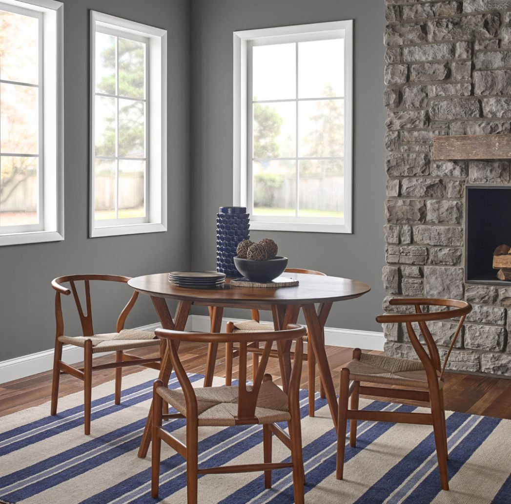 Relaxed & Calming Dining Room Ideas and Inspirational Paint Colors ..