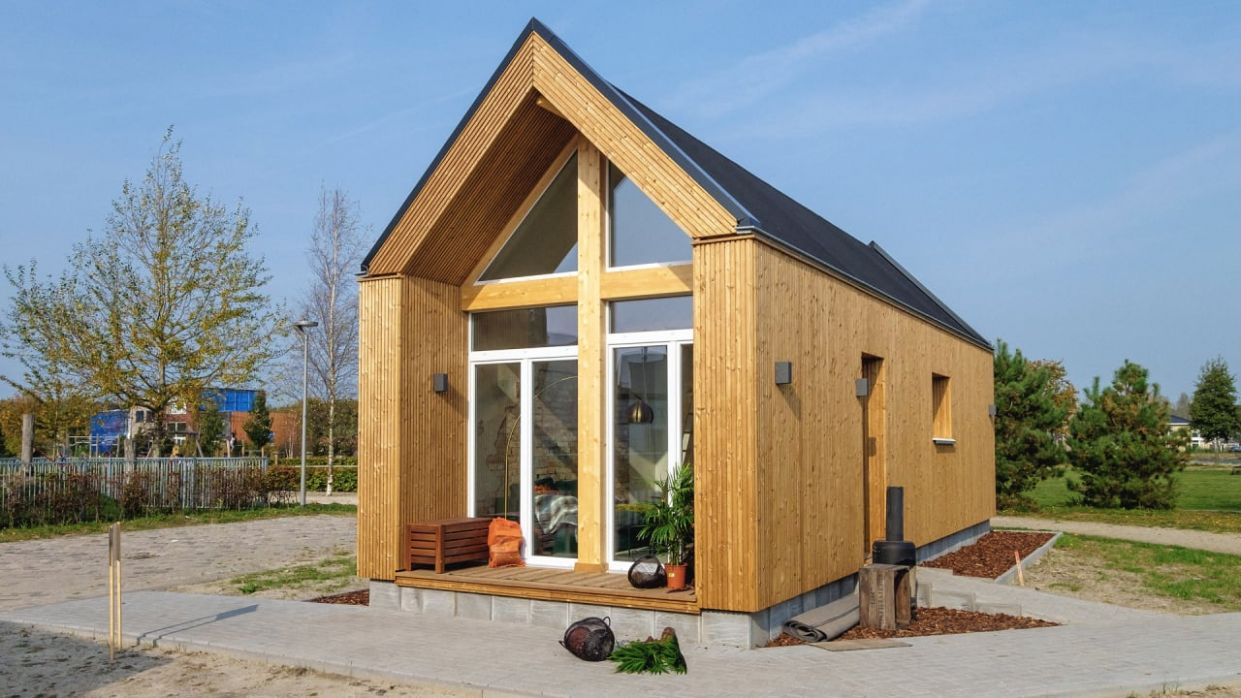 Rent the Backyard wants to put a free tiny house in your backyard - tiny house deutschland