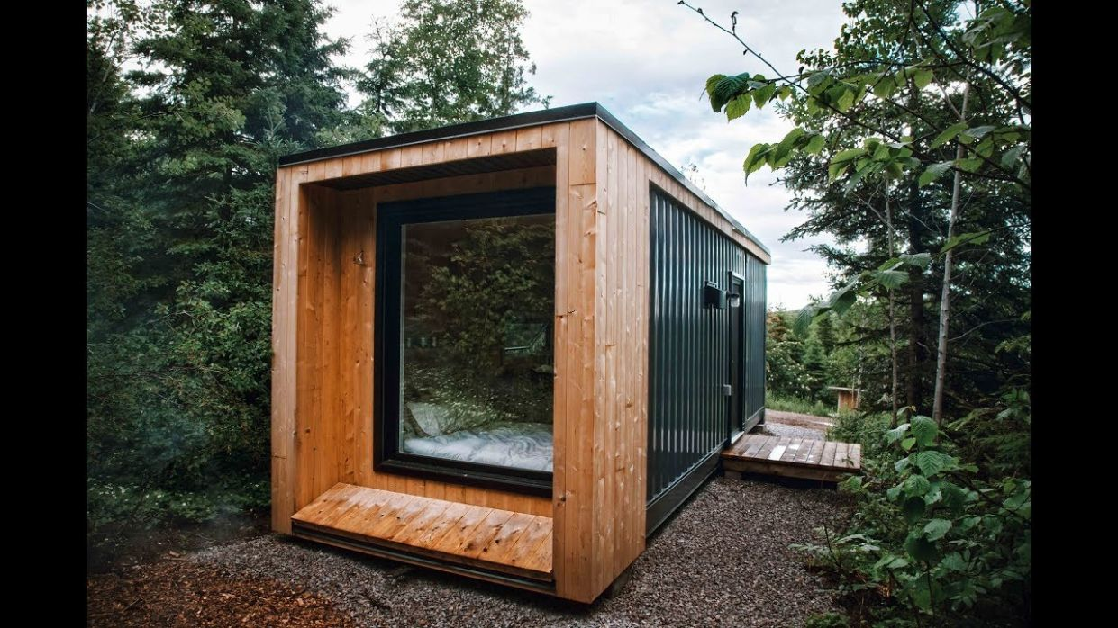 Repère Boréal - A Glamping Tiny house Resort