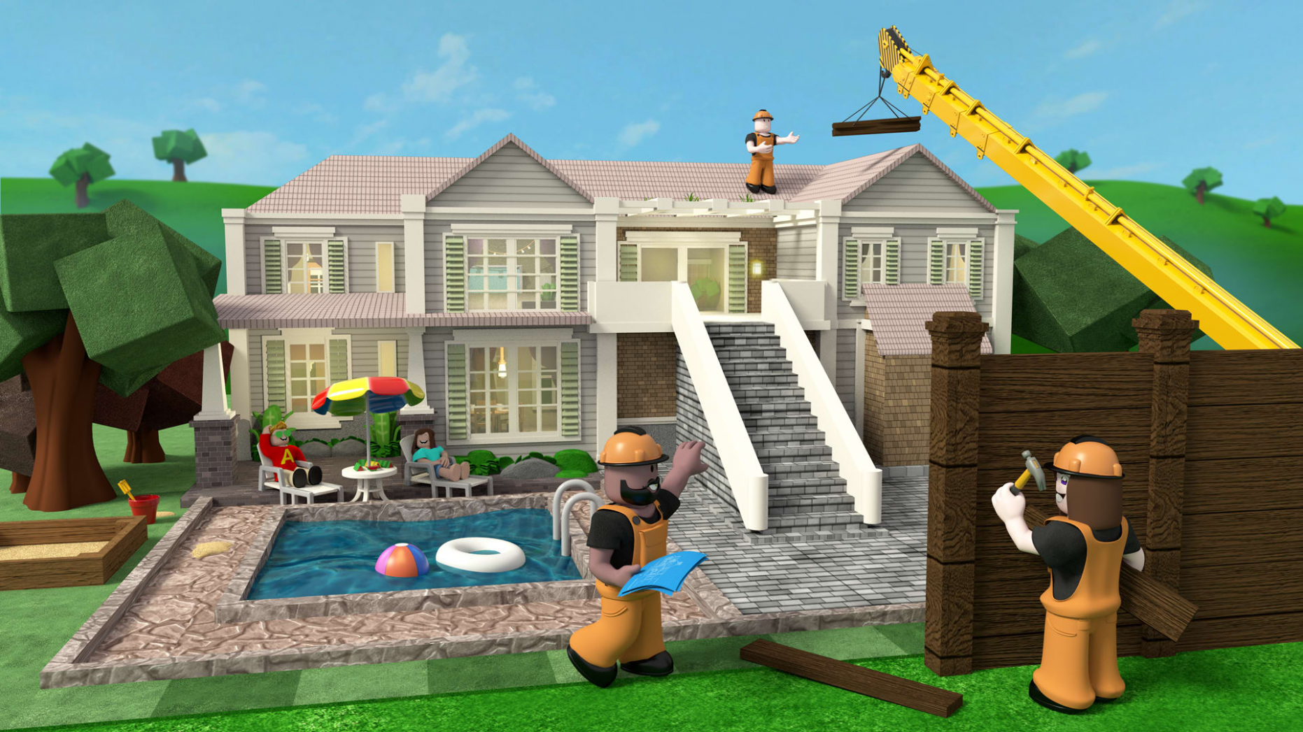 Roblox is seeing a surge during coronavirus shelter-in-place - backyard ideas in bloxburg