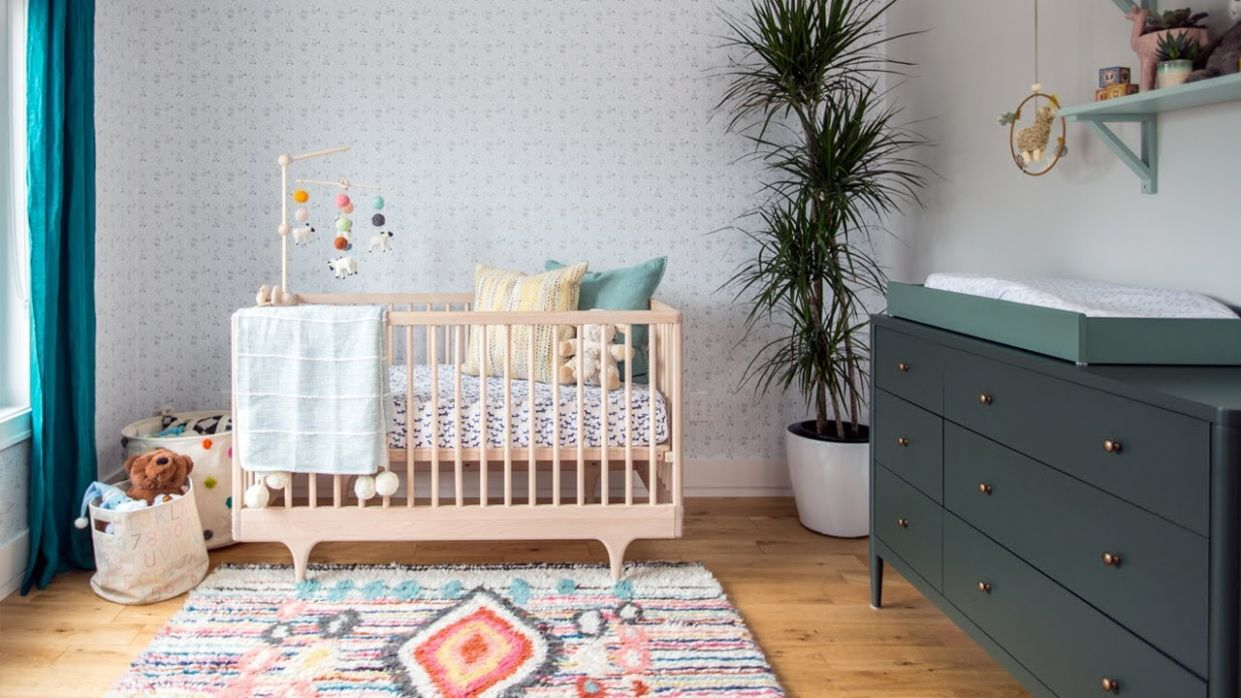 Room Tour: A Nursery Designed To Grow With Baby - baby room photos