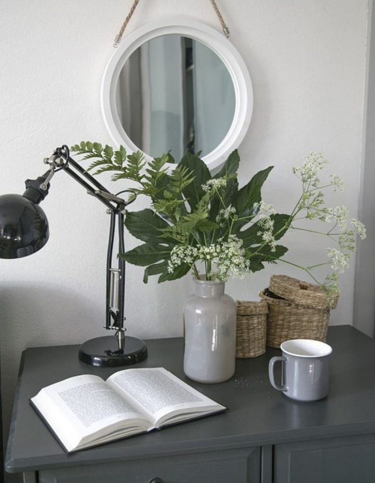 ROUND MIRROR WALL DECOR IDEAS AND TIPS 8 - Best wall decor