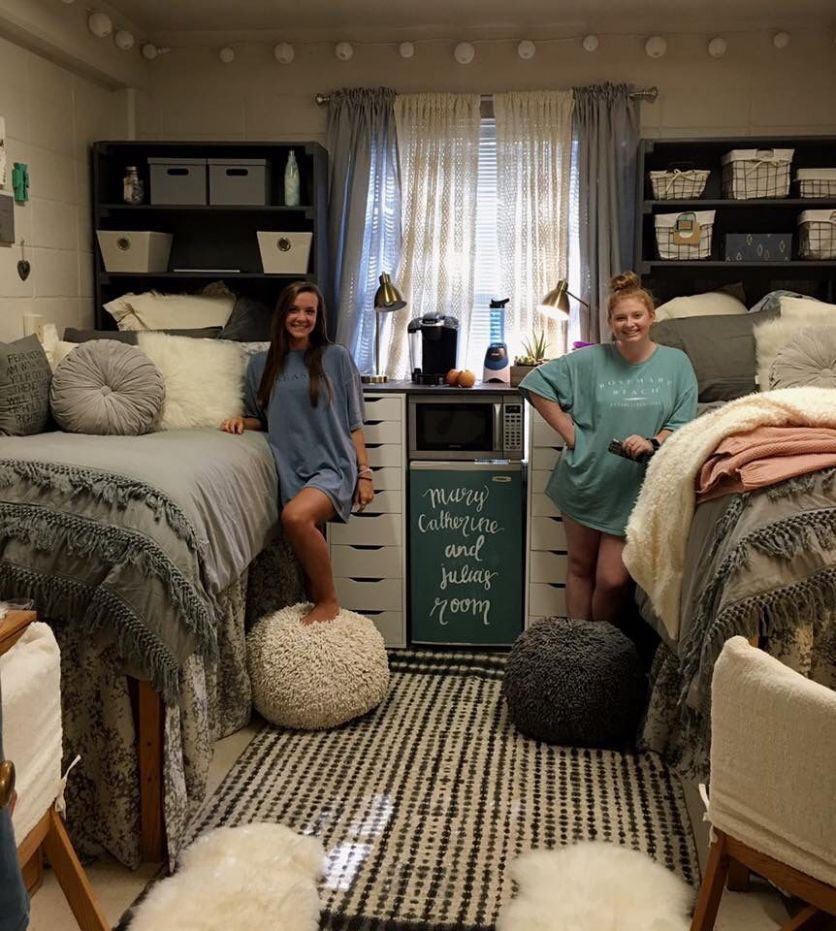 Samford dorm vail 8 More | Dorm room colors, Dorm room designs ...