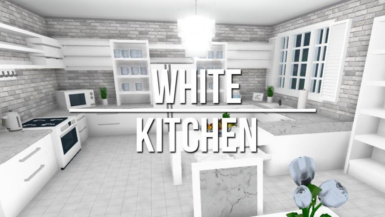 Samples Roblox Bloxburg Kitchen Designs Ideas You'll Love | House ...