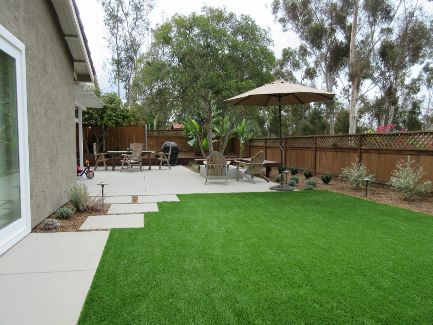 San Diego Backyard Designs - Letz Design