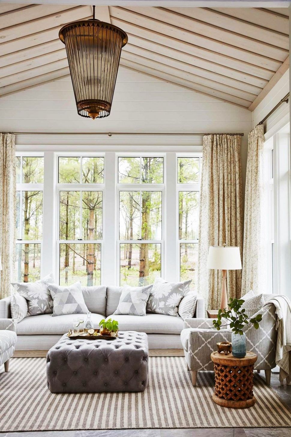 Sarah off the Grid: Sunroom (With images) | Small room design ..