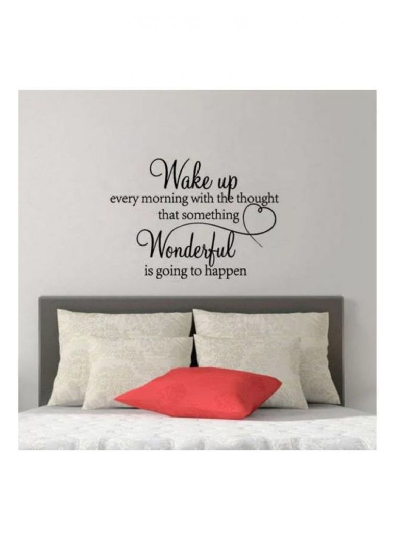 Shop Bedroom Home Decor Wall Sticker online in Dubai, Abu Dhabi and all UAE - home decor meaning