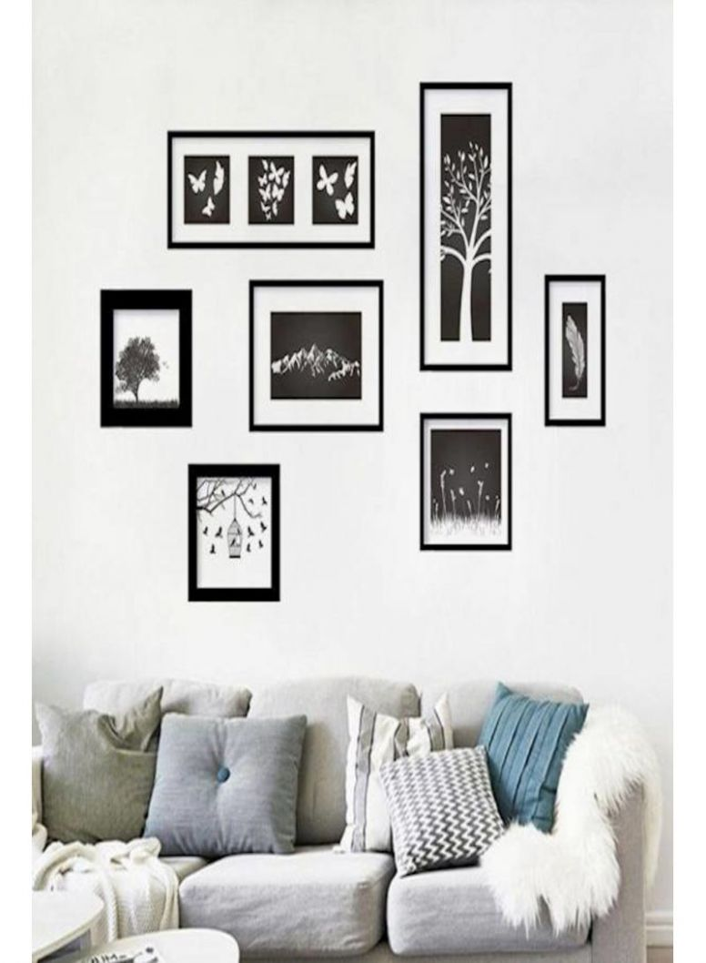 Shop DIY Removable Wall Stickers For Living Room Home Decor - Art ..