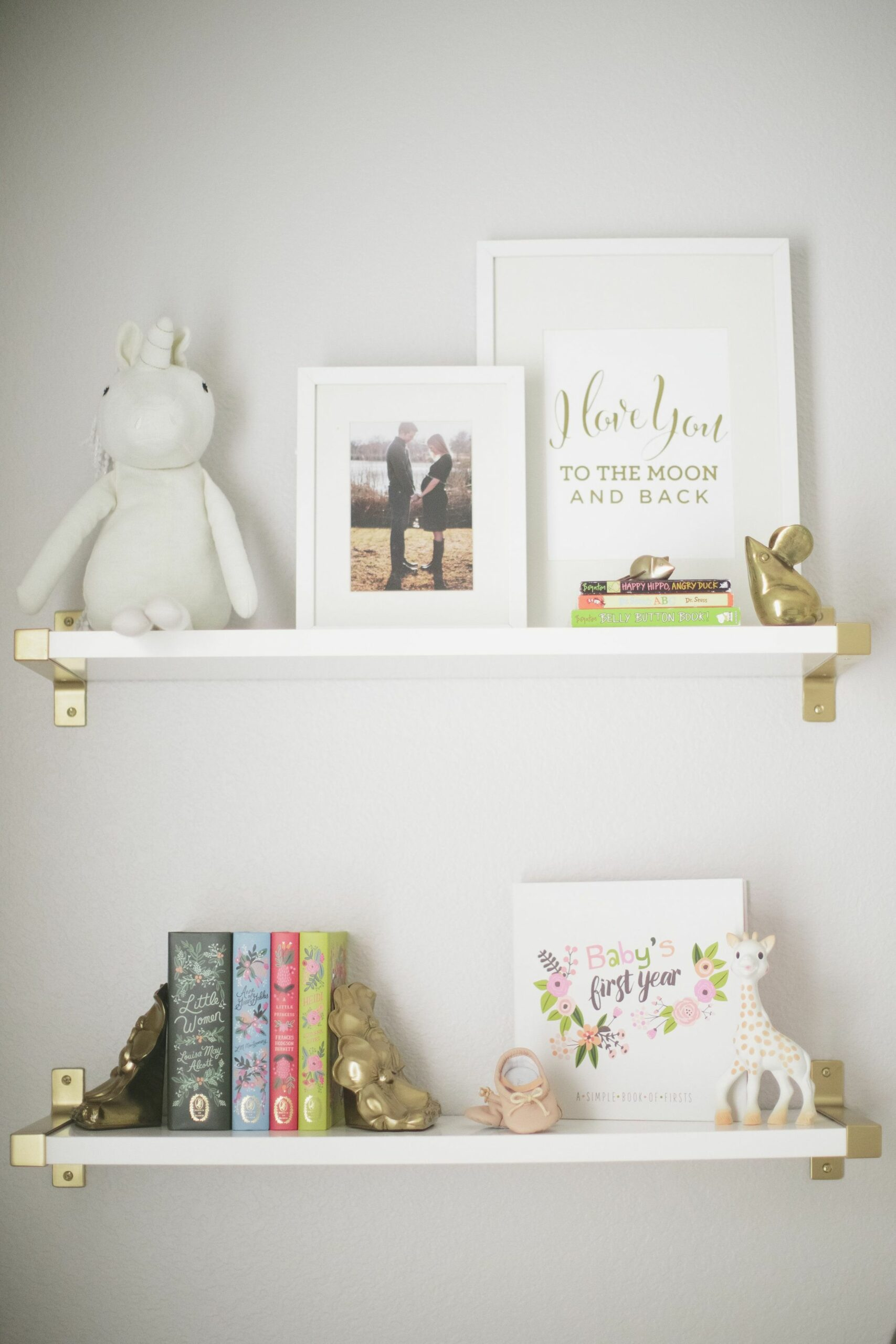 Shop the Room: Harper's Watercolor Floral Nursery | Nursery ...