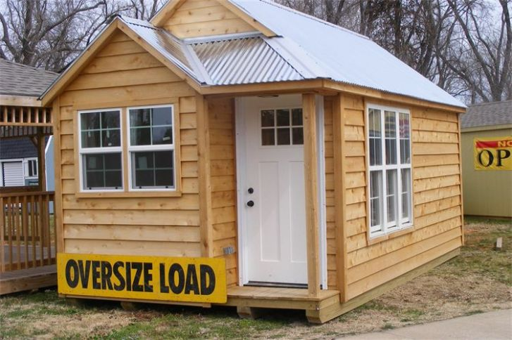 Showcase Sheds Tiny House - Tiny House Blog - tiny house rent to own