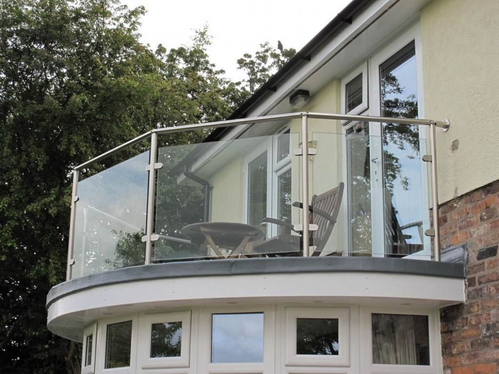 Simple Balcony Grill Design Steel For Railing Pictures Amazing ..