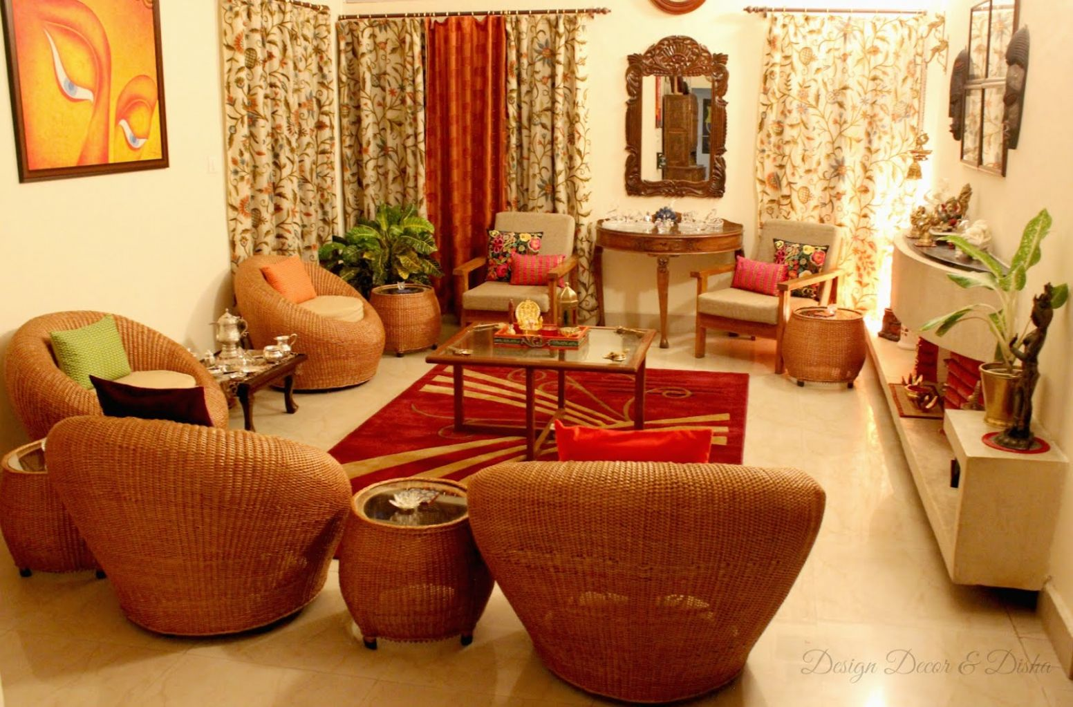 Simple Indian Home Decorating Ideas Design Decor Disha For The ...
