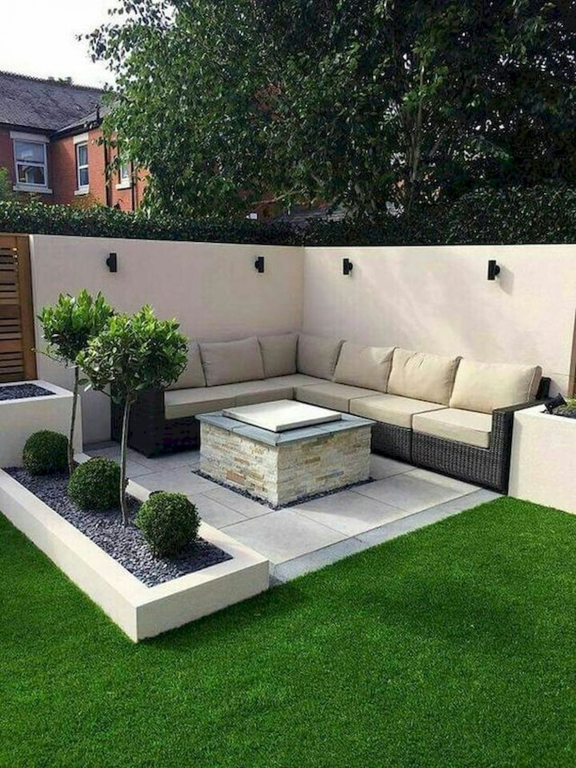 simple landscaping ideas on a budget 11 ..
