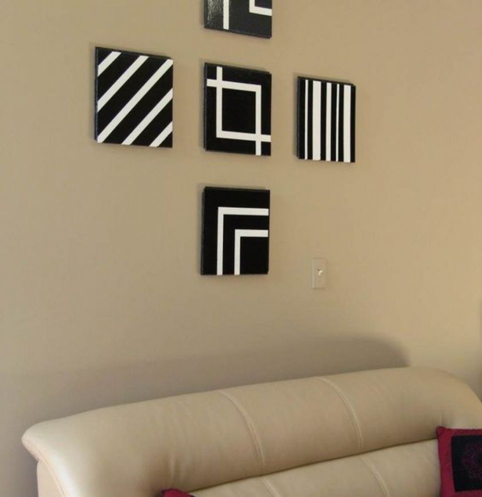 Simple Wall Decorating Ideas Large Decor For Living Room Home ..