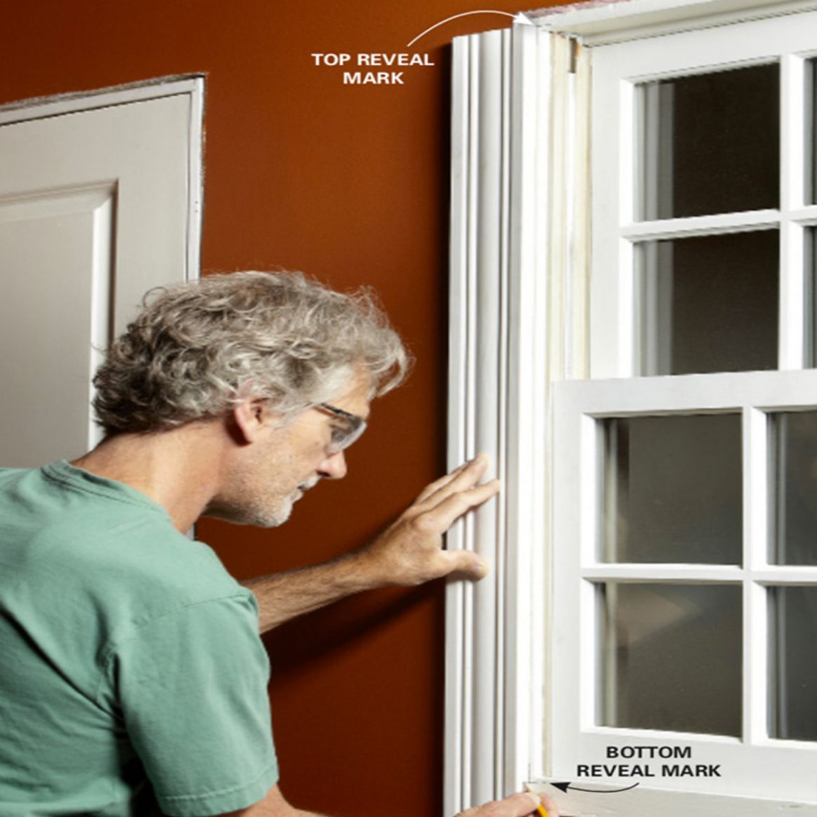 Simple Window Trim and Door Trim Guide | Family Handyman