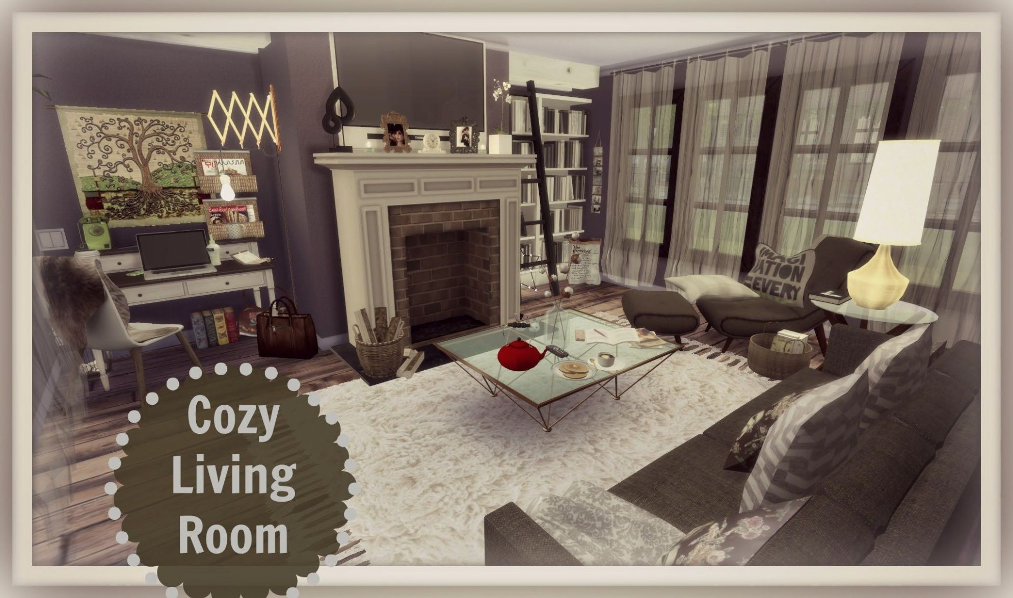 Sims Living Room Ideas - Home Decorating Ideas & Interior Design