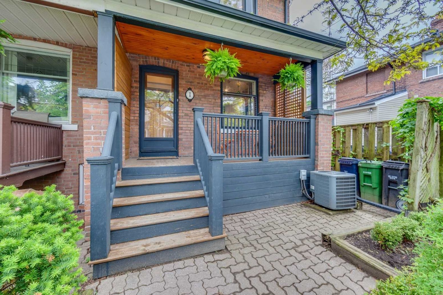 Sitting On The Front Porch! - Toronto Realty Blog