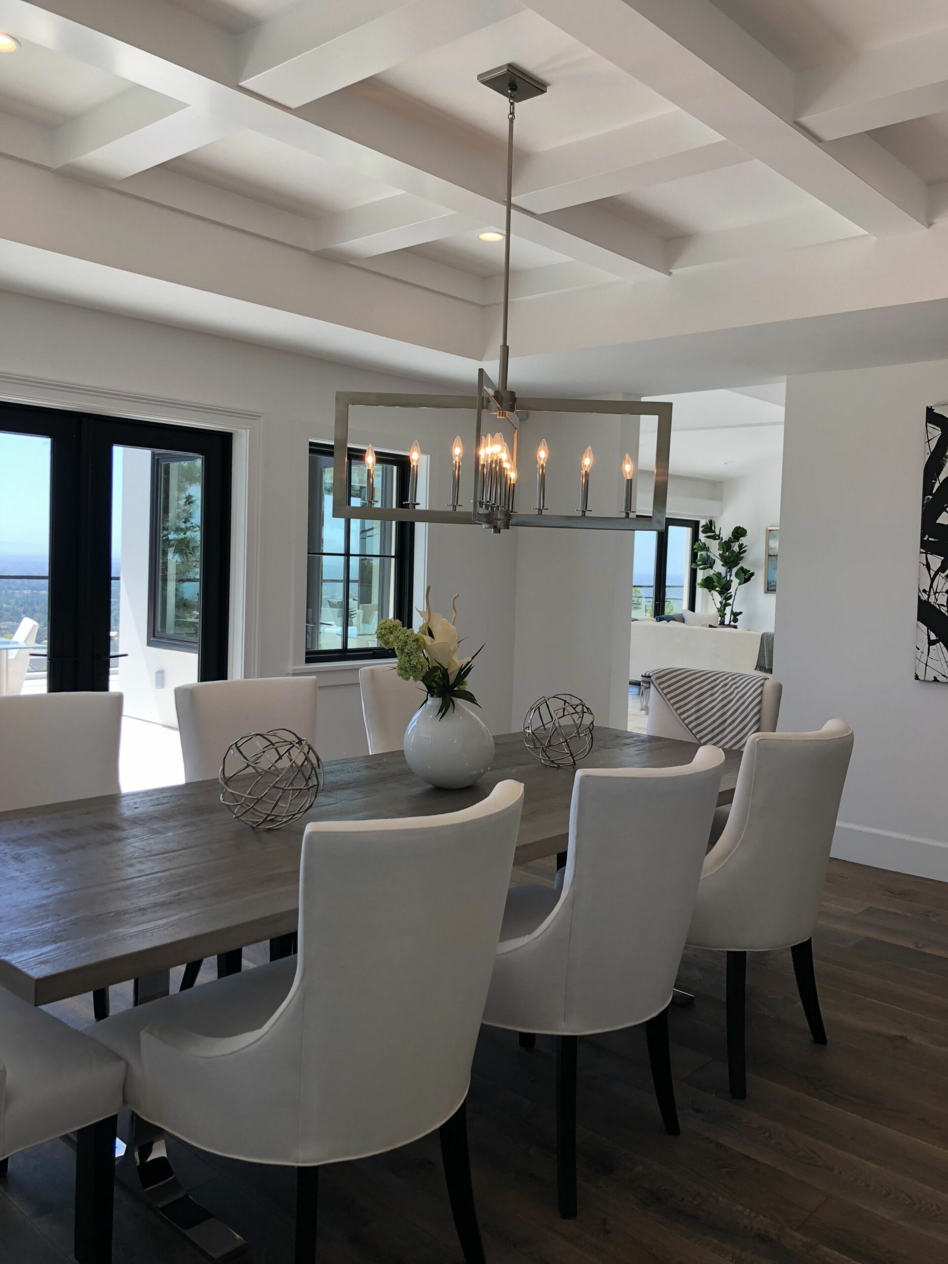 Sleek Dining Room Pictures - July, 8 | Dining room renovation ...