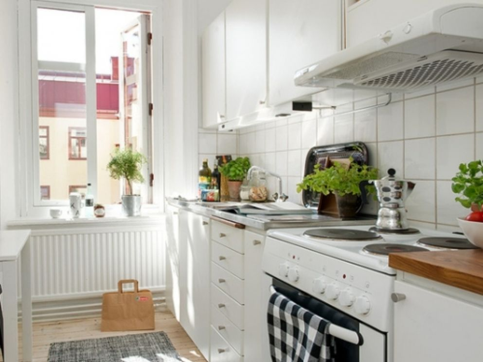 Small Apartment Kitchen Decorating Ideas Home Design Photos Room ..