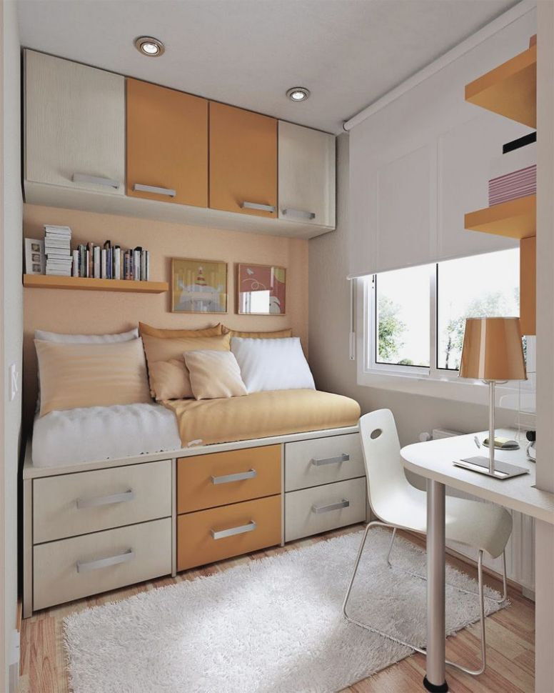 Small Bedroom Furniture Placement more picture Small Bedroom ..