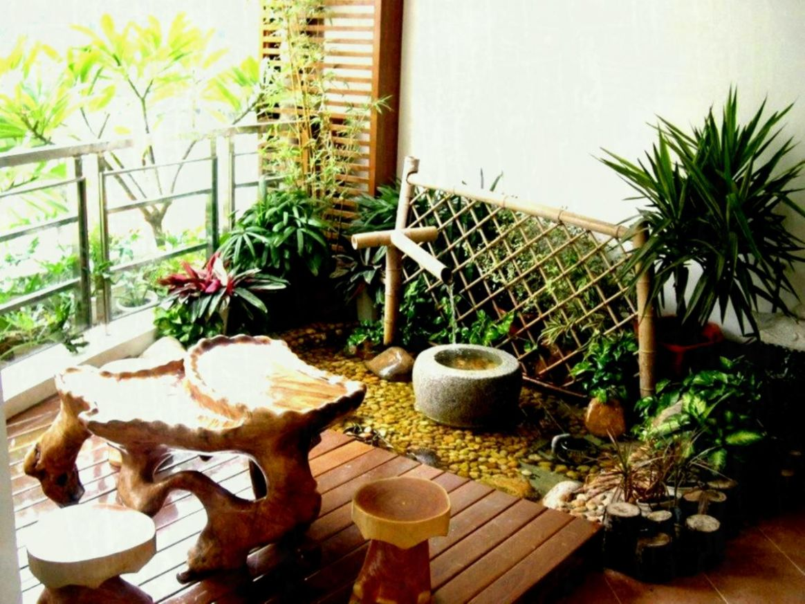 Small Garden Decoration Ideas India Idea For Balcony Modern World ...
