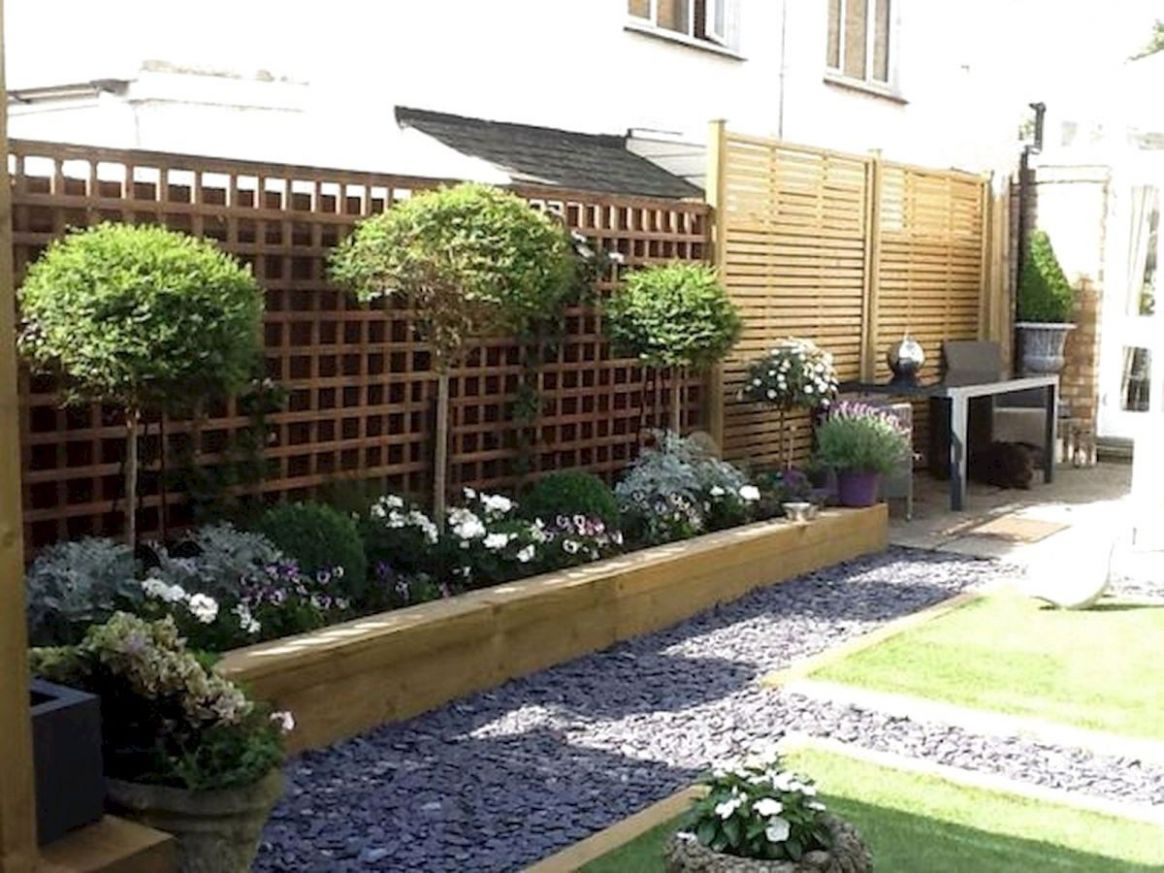 Small Garden Design Ideas Low Maintenance | Modern garden ..