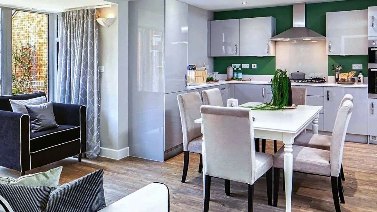Small Kitchen/Dining Room Together - New Ideas
