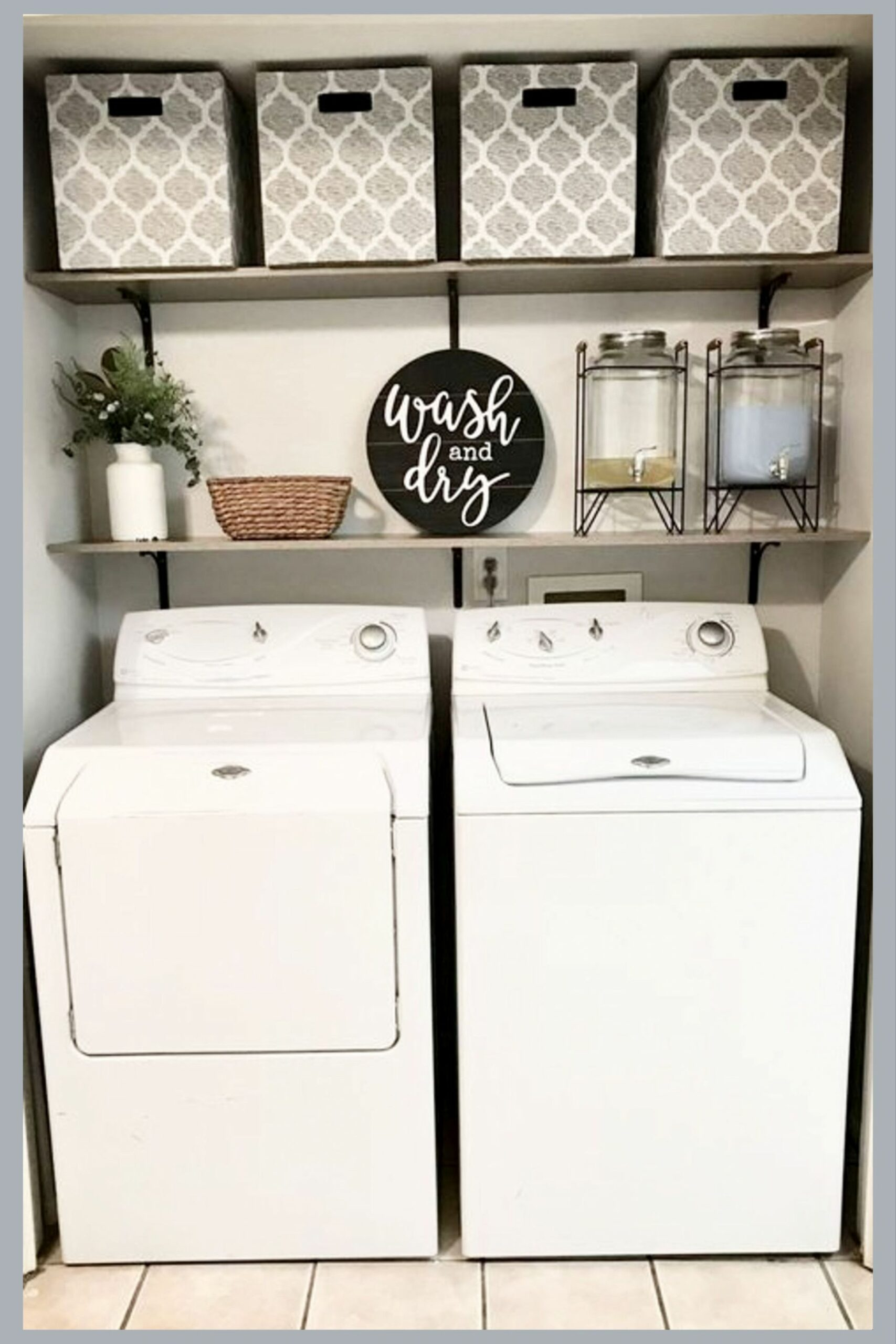 Small Laundry Room Ideas - Space Saving Ideas for Tiny Laundry ..