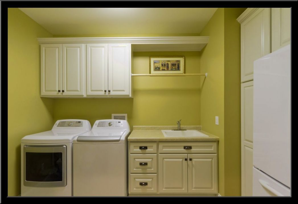 small laundry room ideas with top loading washer (With images ..