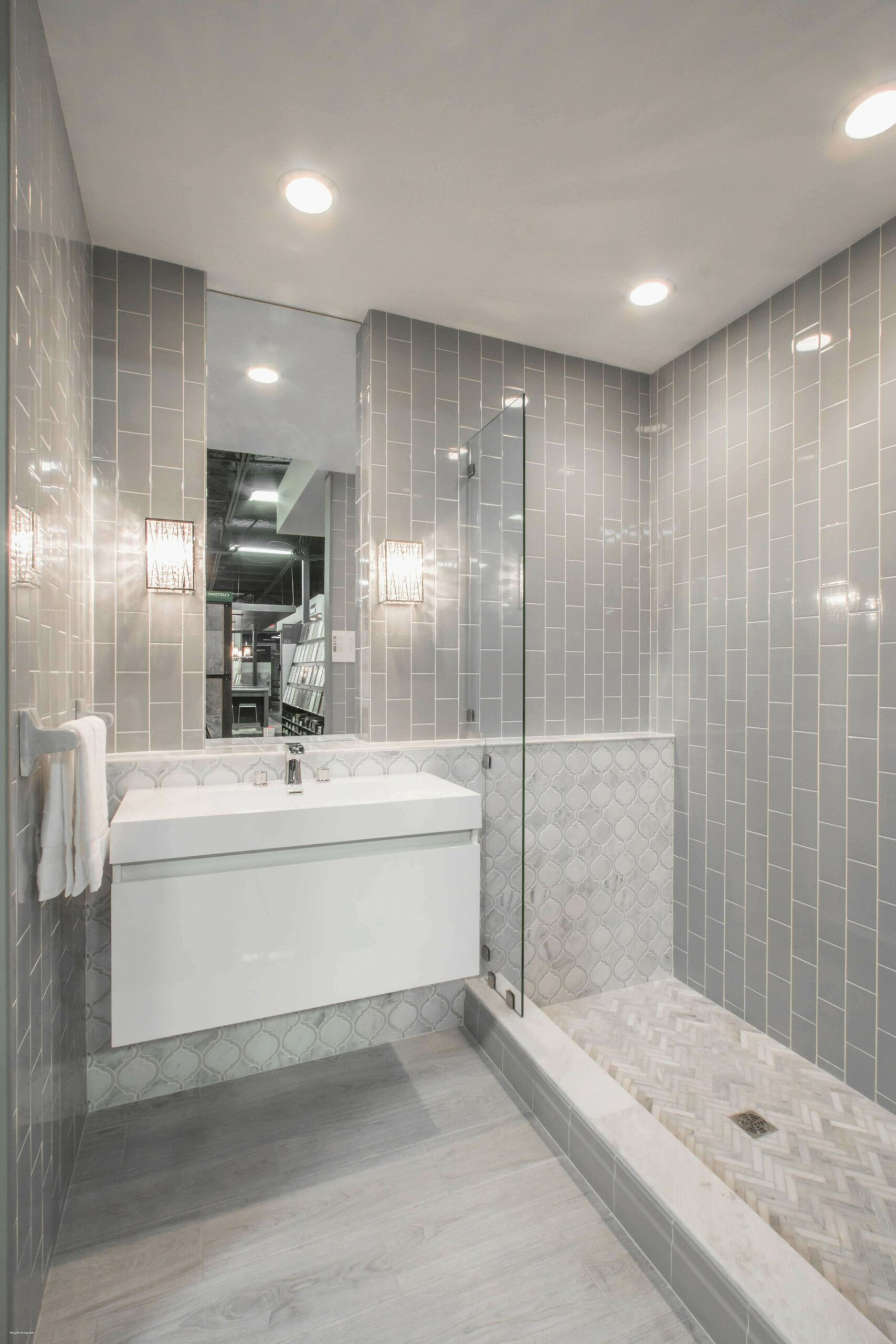 Small Modern Bathroom Ideas New Fresh White Home Decorations And ..