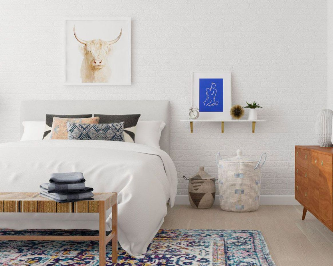Small Space Ideas: Simple Ways To Maximize A Small Bedroom ..