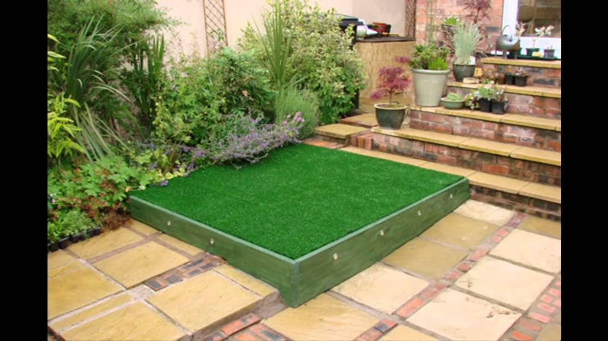 Small square garden design ideas