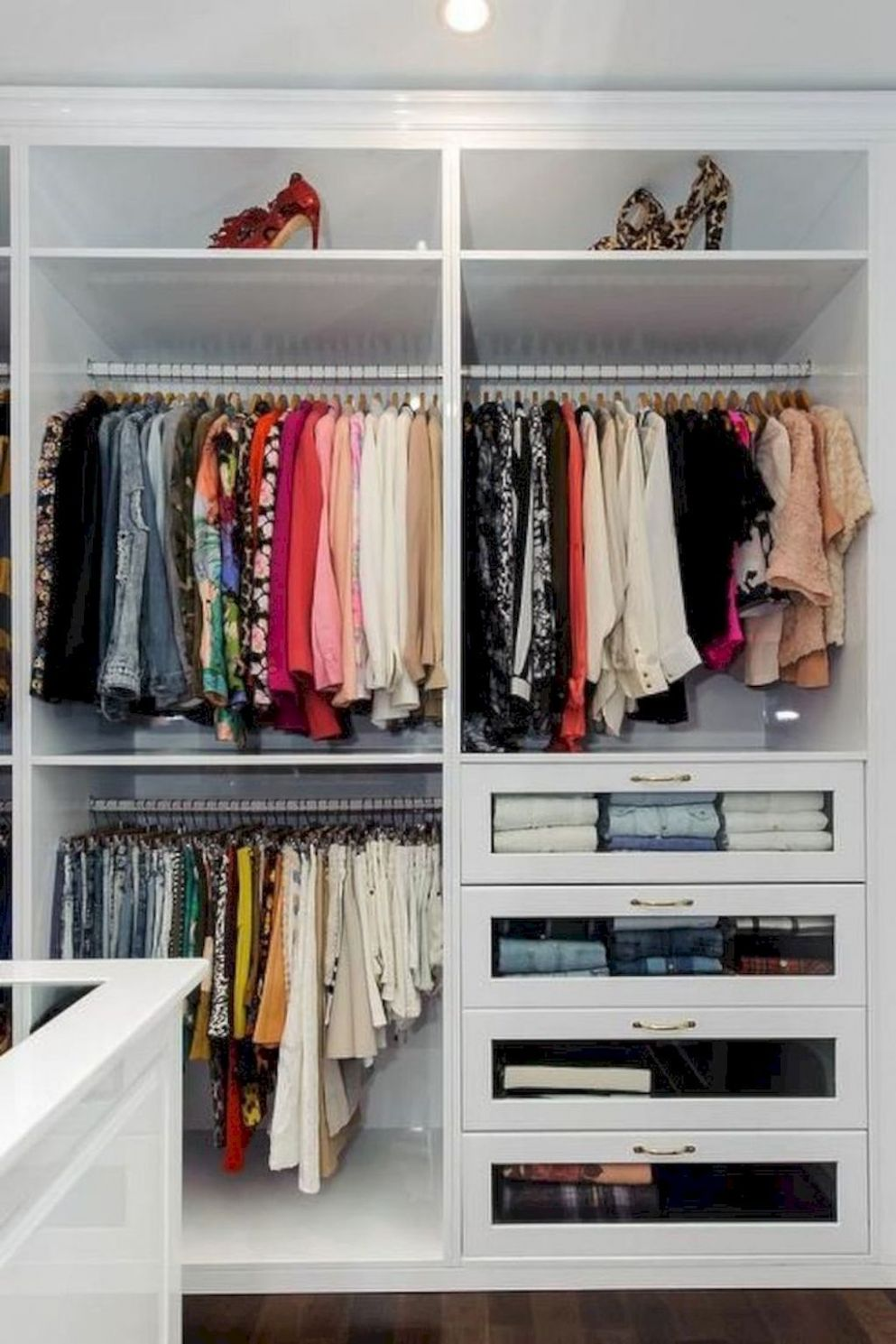 Smart Closet Organization Ideas to Make Extra Storage Part 11 ...